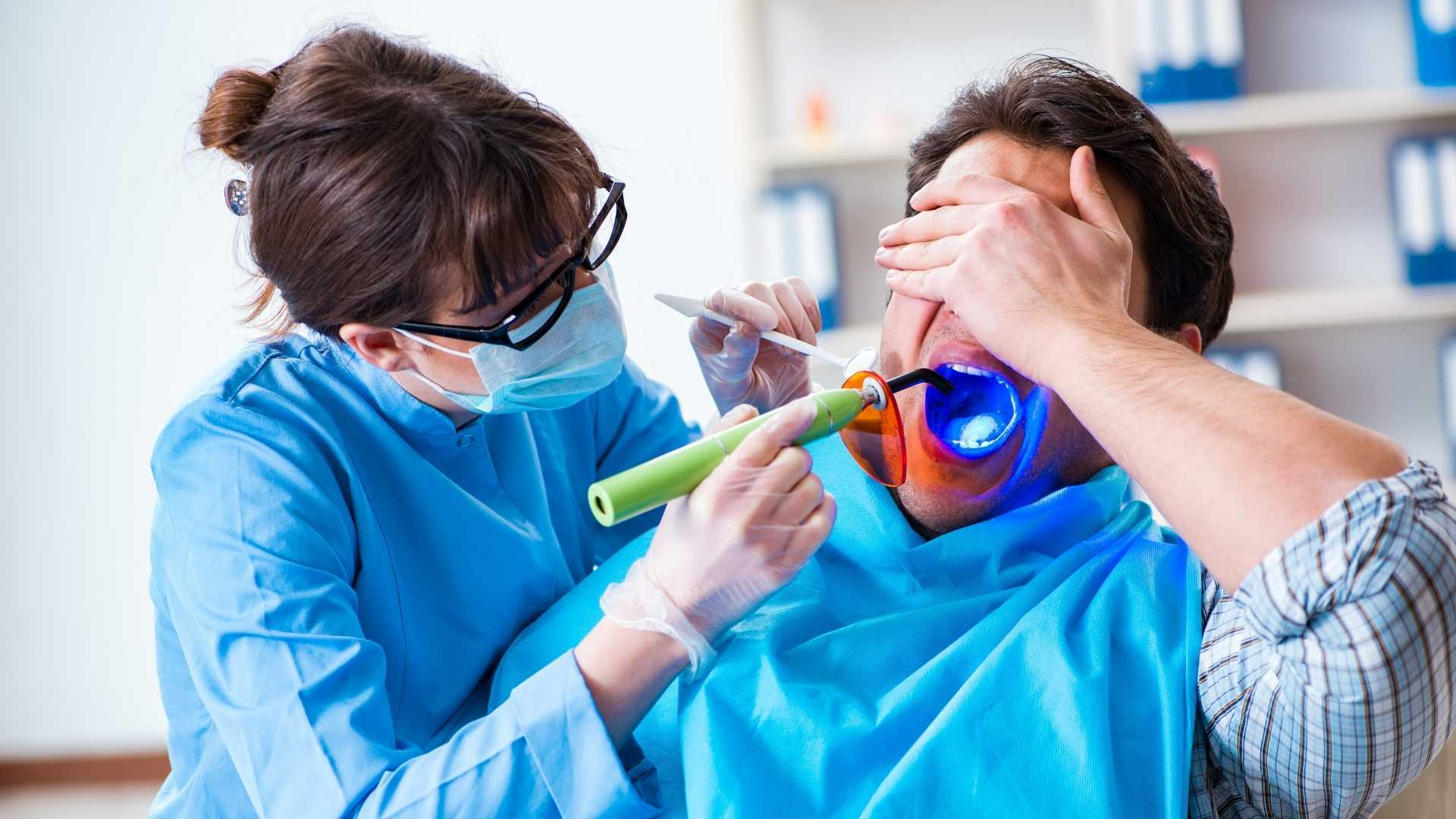 What to do if you are afraid of the dentist?